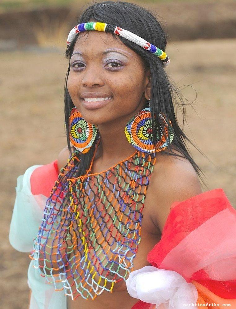 Afrika frauen nackt aus