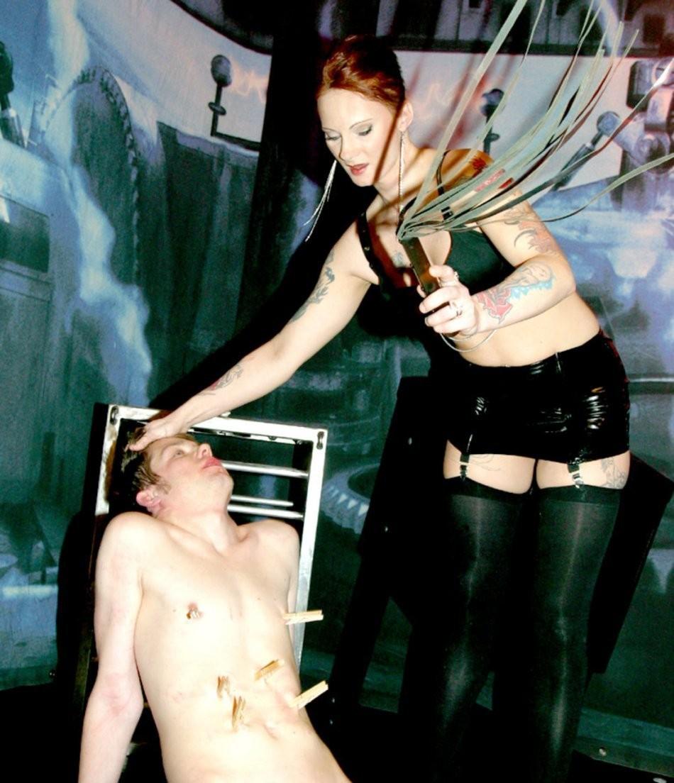 nackt vor und nach – BDSM