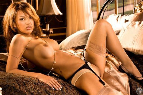 Raquel Gibson  nackt