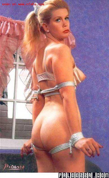 Nackt Elizabeth Montgomery  Jayne Mansfield