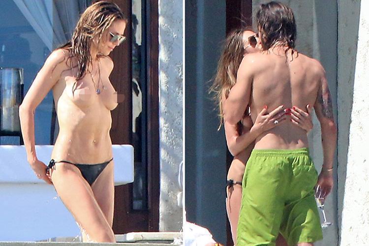 Playboy nackt klum heidi Heidi Klum,