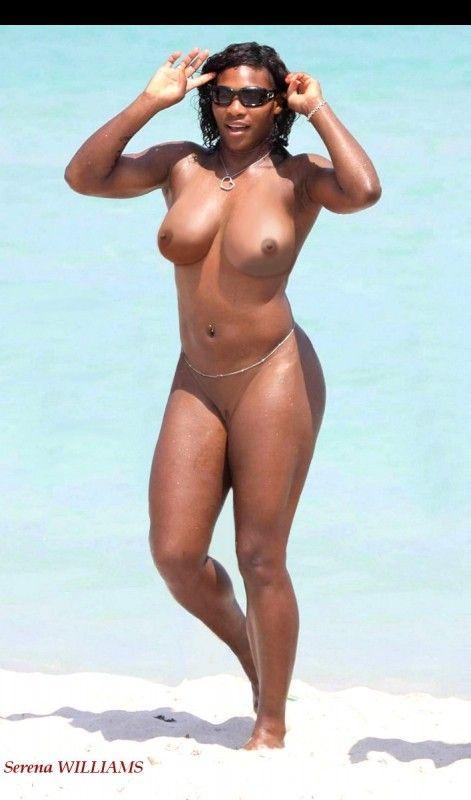 Nackt serena sex williams Serena Williams