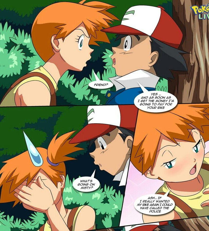 Nackt maike pokemon und ash Pokemon porn
