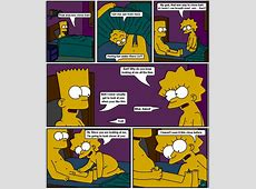 Lisa and bart simpson porn