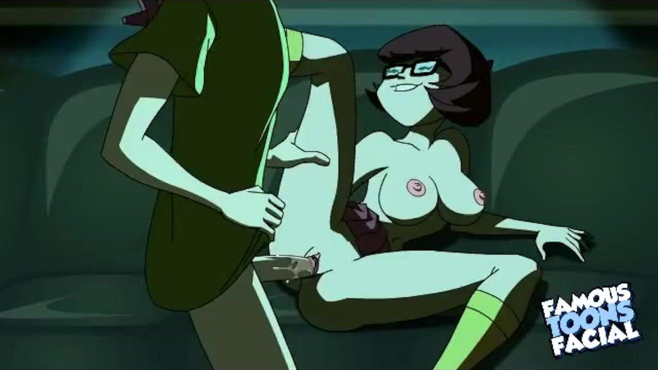 Nackt daphne scooby doo Daphne
