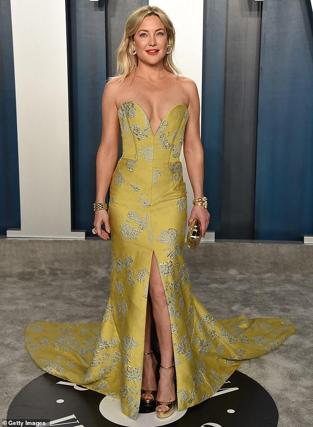 Hudson nackt Kate  Kate Hudson