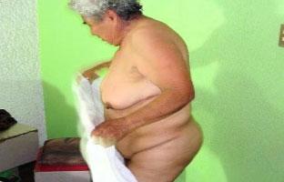 Frauen nackt alte sehr Sehr alte
